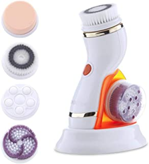 WYCY Cepillo de limpieza facial eléctrico para el hogar