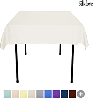 Best square tablecloth 200 x 200 Reviews