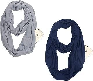 Century Star Women's Fashion Plaid Scarf Warm Tartan Shawl Wrap Soft Knit Large Blanket Scarves