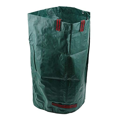 Learn More About AloPW Yard Waste Bags 1 Pcs Garden Bag Foldable Gardening Bag Reusable Trash Can Bu...