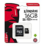 Zoom IMG-2 kingston sdcs 16gb canvas select