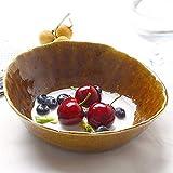 eewopjkj Personalidad Comedor Sopa Grande Ramen Tazón de Fideos Ensalada de Frutas Mezcla de Verduras Tazón para Servir Horno de cerámica Creativo Microondas Sa.