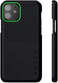 Razer iPhone 11 冷却 ケース 高い排熱性 Arctech Slim Black 【日本正規代理店保証品】 RC21-0145BB07-R3M1