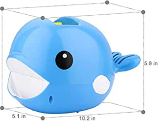 Electric Bubble Whale Automatic Bubble Machine With Bubble Water Wedding Stage Early Education Institution Bath Toys