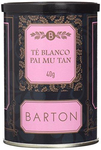 Barton Blanco PAI MU TAN - Té, 40 gr