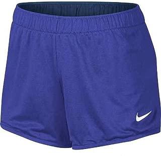 Nike Womens Dry Reversible Training Shorts Paramount Blue/Binary Blue-White 831326-452