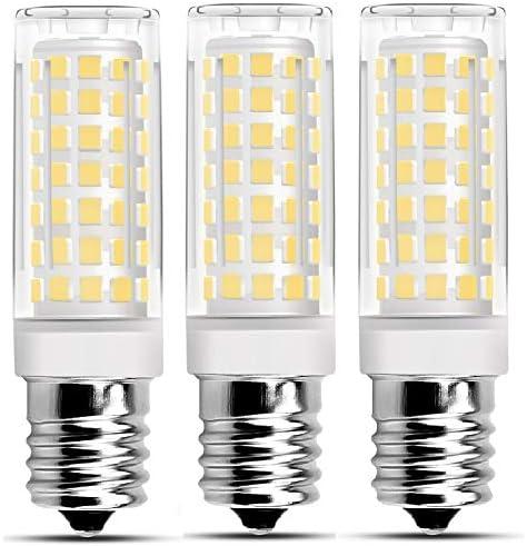 E17 LED Bulb Microwave Oven Appliance Light Bulb 6W 60W Halogen Bulb Equivalent 480 Lumen Daylight product image