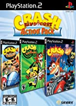 Crash Bandicoot Action Pack - PlayStation 2