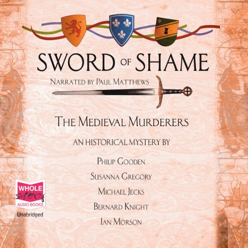 Sword of Shame cover art