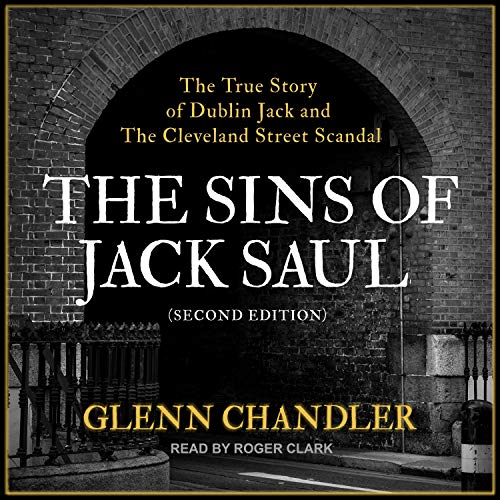 『The Sins of Jack Saul (Second Edition)』のカバーアート