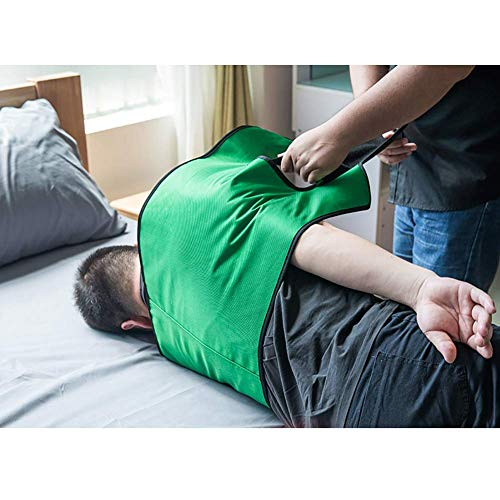 RZM Padded Transfer Sling Patient Lift Sling Transfer Belt Soft Moving Assist Gait Belt Device for Wheelchair, Chair, Bed (Color : -, Size : -)