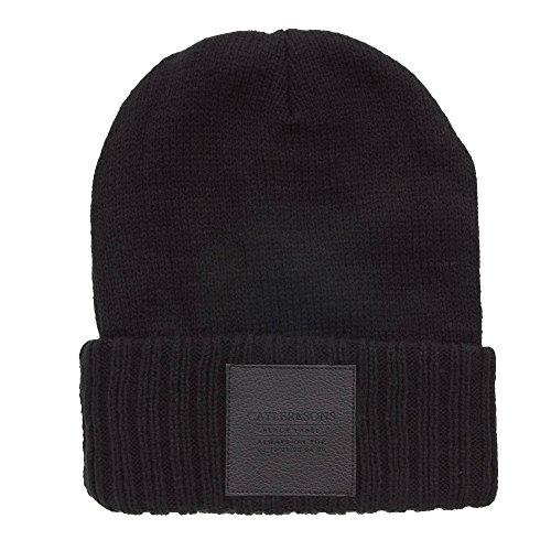 Bonnet Plated black