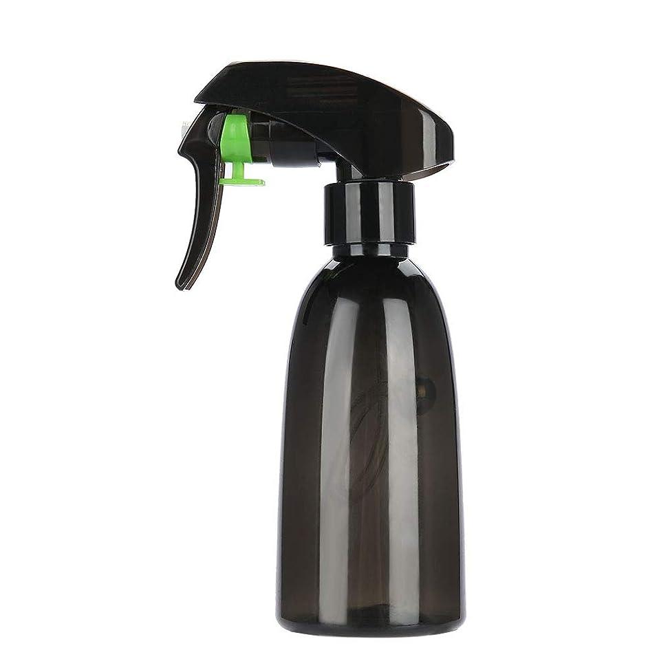 封建ストライド旅行代理店2色 ポータブル 詰め替え 可能 PET理髪 スプレー ボトル 水噴霧器 サロン 理容ツール(01)