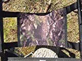 Rustic Outdoor Products Universal Treestand Camo Regular Replacement Sling Seat