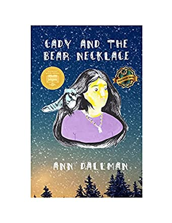 Cady and the Bear Necklace