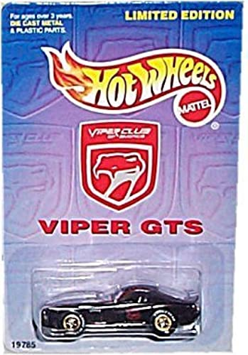 Hot Wtalons - Viper Club of America - Limited Edition Viper GTS (noir) - 1 64 Scale