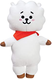 AURORA BT21 Official Merchandise, RJ Soft Toy, Small, 61324, White