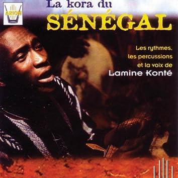 La kora du Sénégal, vol. 1 : Les rythmes, les percussions et la voix de Lamine Konté