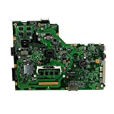 Placa Base Portátil X75VB Fit For ASUS X75VB X75VD X75VC X75VD HM76 4G RAM GT740M / GT720M I3-CPU Placa Base De La Computadora