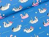 Swim & Sport Knit Summer Breeze Badevergnügen bunt auf