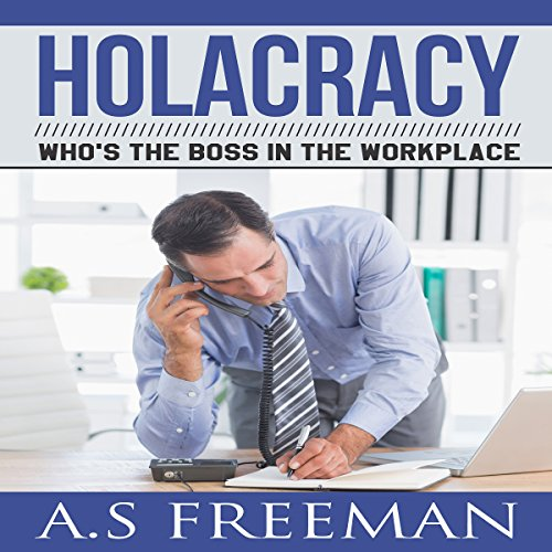 Holacracy: Who's the Boss in the Workplace audiobook cover art