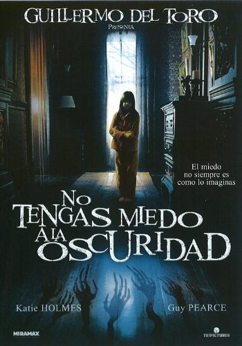 No tengas miedo a la oscuridad [Blu-ray]