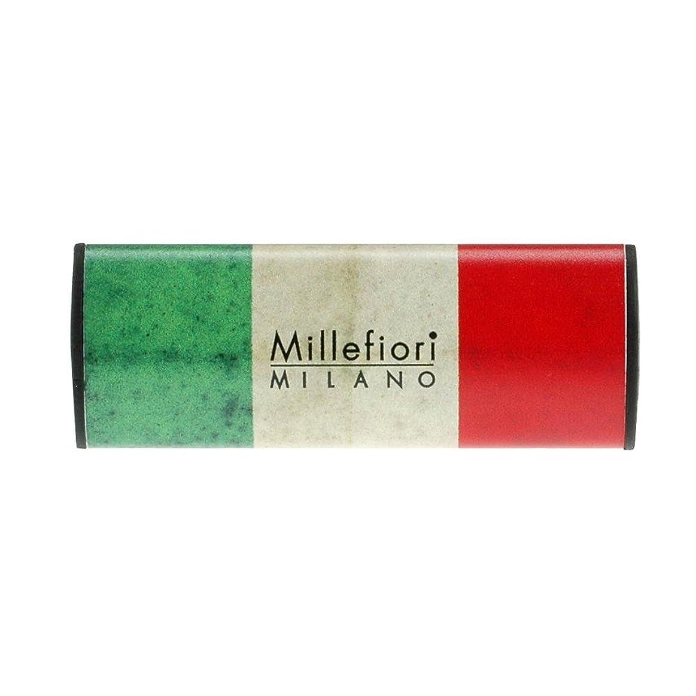 名門シャトル東Millefiori カーエアフレッシュナー FLAG グレープフルーツ CDIF-G-004