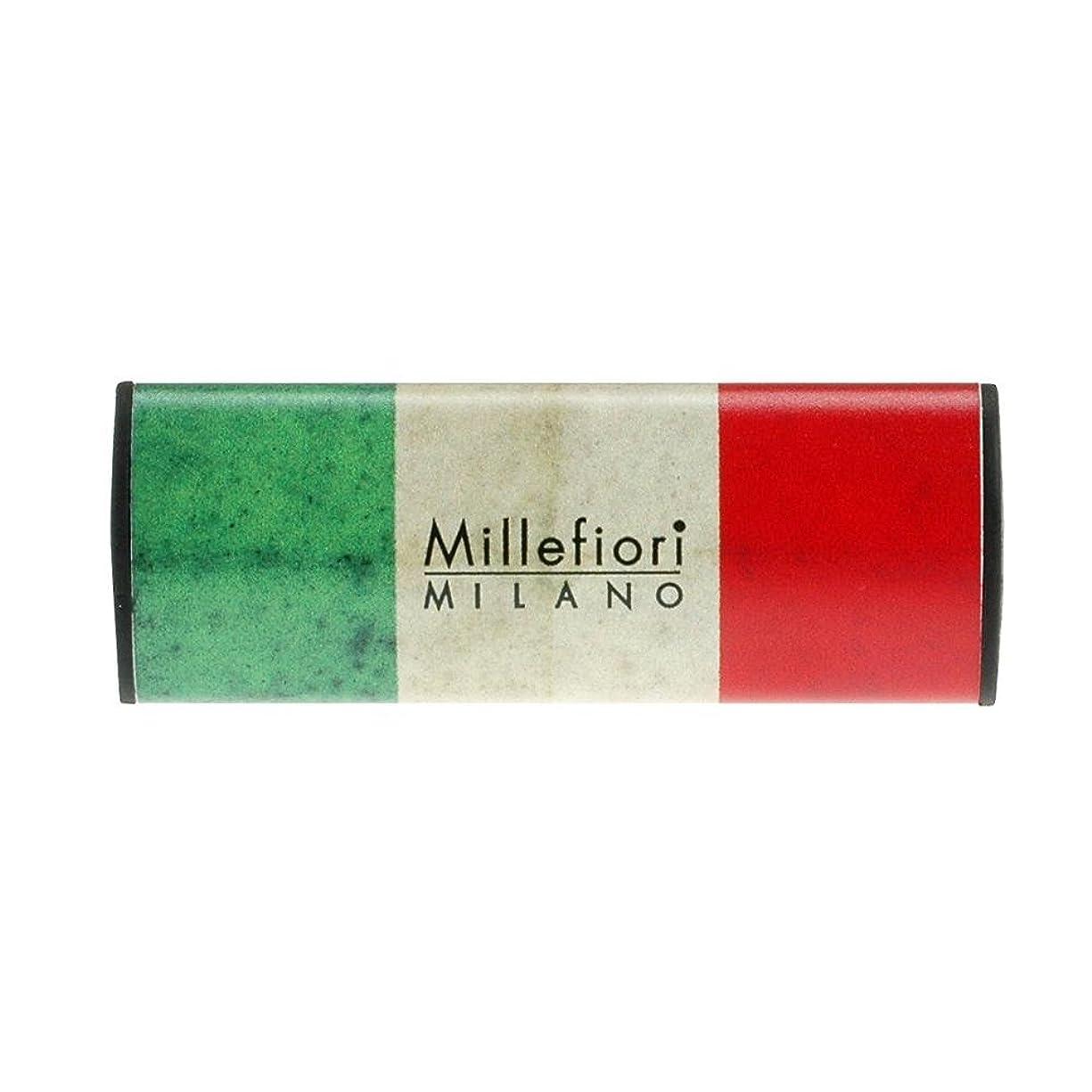ナビゲーション貸す膨張するMillefiori カーエアフレッシュナー FLAG グレープフルーツ CDIF-G-004