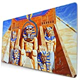 Sphinx Anubis Large Gaming Mouse Pad,with Non-Slip Computers Laptop Office&Home