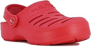 Nautica Kids Sports Clogs Sandals, Athletic Beach Water Shoes - River Edge|Boys - Girls| (Toddler/Little Kid/Big Kid)