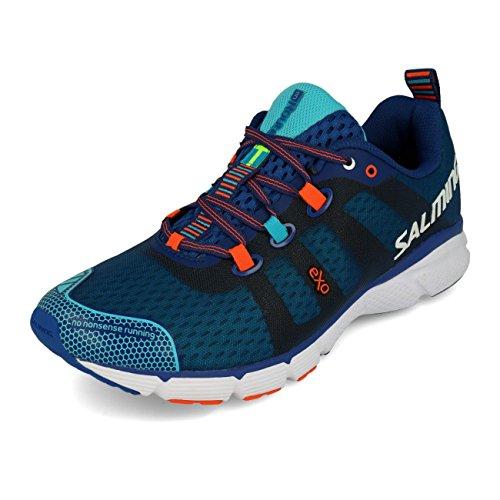 Salming enRoute 2 Shoe Men Limoges Blue 46