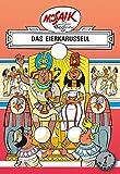 Mosaik von Hannes Hegen: Das Eierkarussell (Mosaik von Hannes Hegen - Erfinderserie)