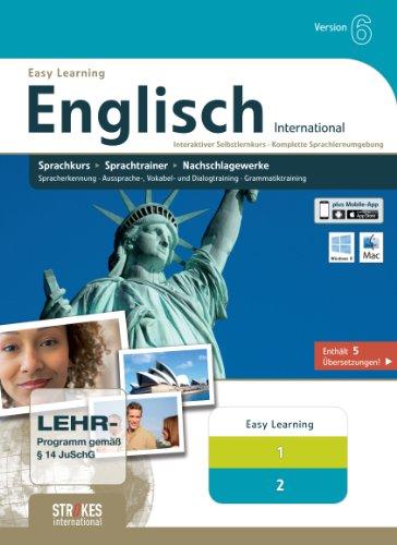Englisch 1+2 Version 6.0 [import allemand]