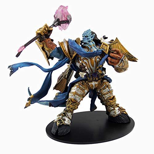Bosi General Merchandise World of Warcraft, Draenei, Paladin, bewegliches Modell, PVC, Sammlermodell, Spielzeuggeschenk