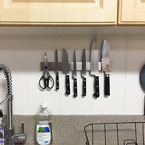 BIANTI Cuchillo de Cocina de Acero Inoxidable 304, Cuchilla de succión, punzón Libre, Cuchillo magnético-01