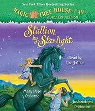 Magic Tree House #49: Stallion by Starlight by Osborne, Mary Pope (2013) Audio CD