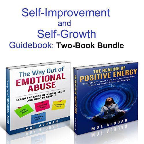 Self-Improvement and Self-Growth Book Bundle audiobook cover art