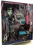 Niñas/Niños Monster High Ghouls Rule muñeca de Frankie Stein y accesorios Nueva......