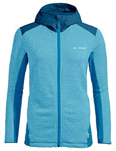 VAUDE Damen Jacke Women's Croz Fleece Jacket II, Icicle, 40, 41899