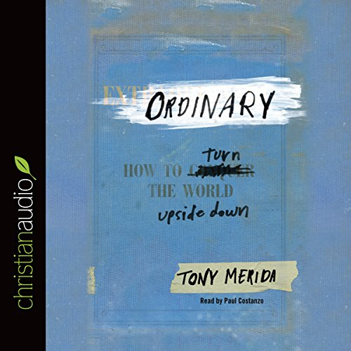Ordinary audiobook cover art