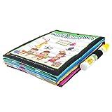 Juguete del bebé, RETUROM Nuevo dibujo de agua de dibujo para colorear libro...