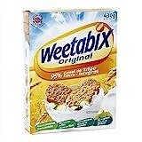 Weetabix Original - Cereal De Desayuno De Trigo Entero, 430gr