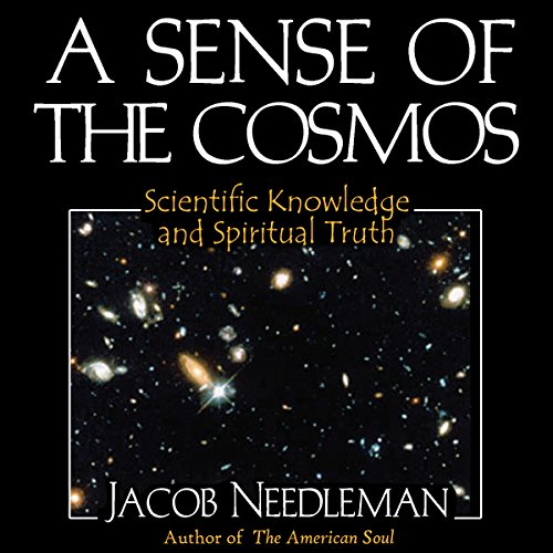 A Sense of the Cosmos audiobook cover art