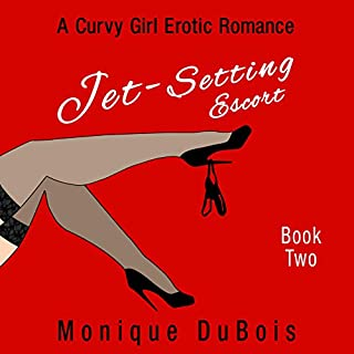 Jet-Setting Escort: Book 2 audiobook cover art