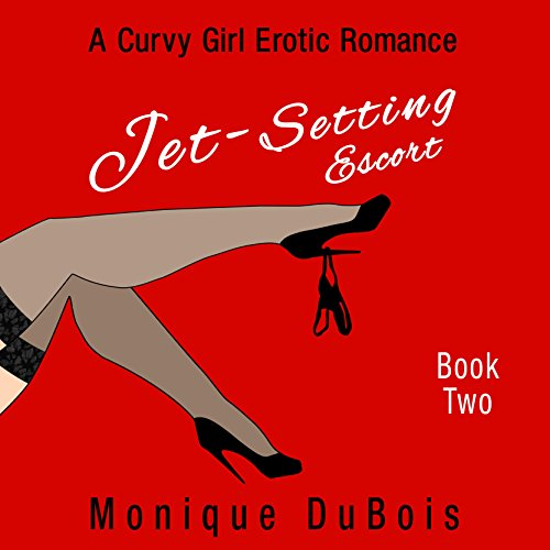Jet-Setting Escort: Book 2 audiobook cover art