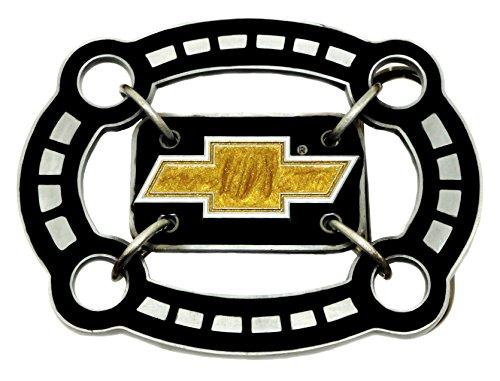 Chevrolet Hebilla de Cinturón - Producto con Licencia Oficial - Siskiyou Chevy Americana Músculo Auto