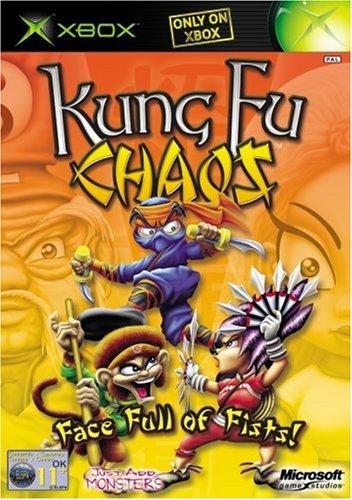 Kung Fu Chaos
