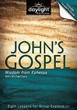 John's Gospel: Wisdom from Ephesus - Daylight Bible Studies Leader's Guide