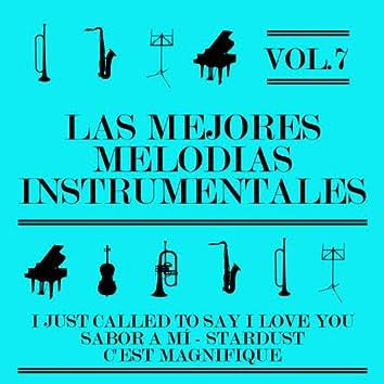 Las Mejores Melodías Instrumentales  Vol. 7