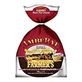 Lithuanian AmbeRye Yeast FREE Farmer's Bread - All Natural Whole Grain Imported Rye Bread, 24.7 oz/700 g